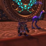 I'm sure there is a mount similar to this from the Darkmoon Fair