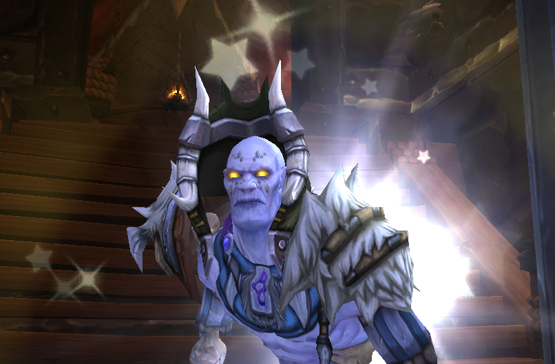 Leveling Discipline in Beta Warlords