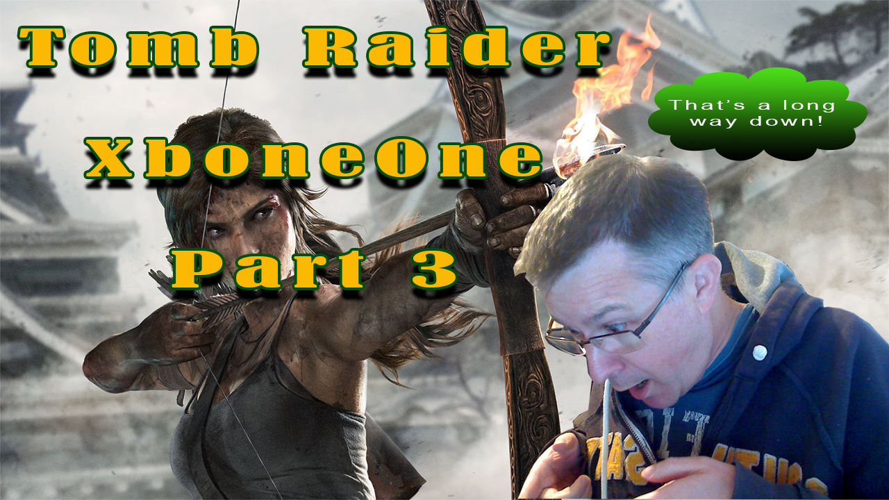 Tomb Raider continues – now with a shotgun!