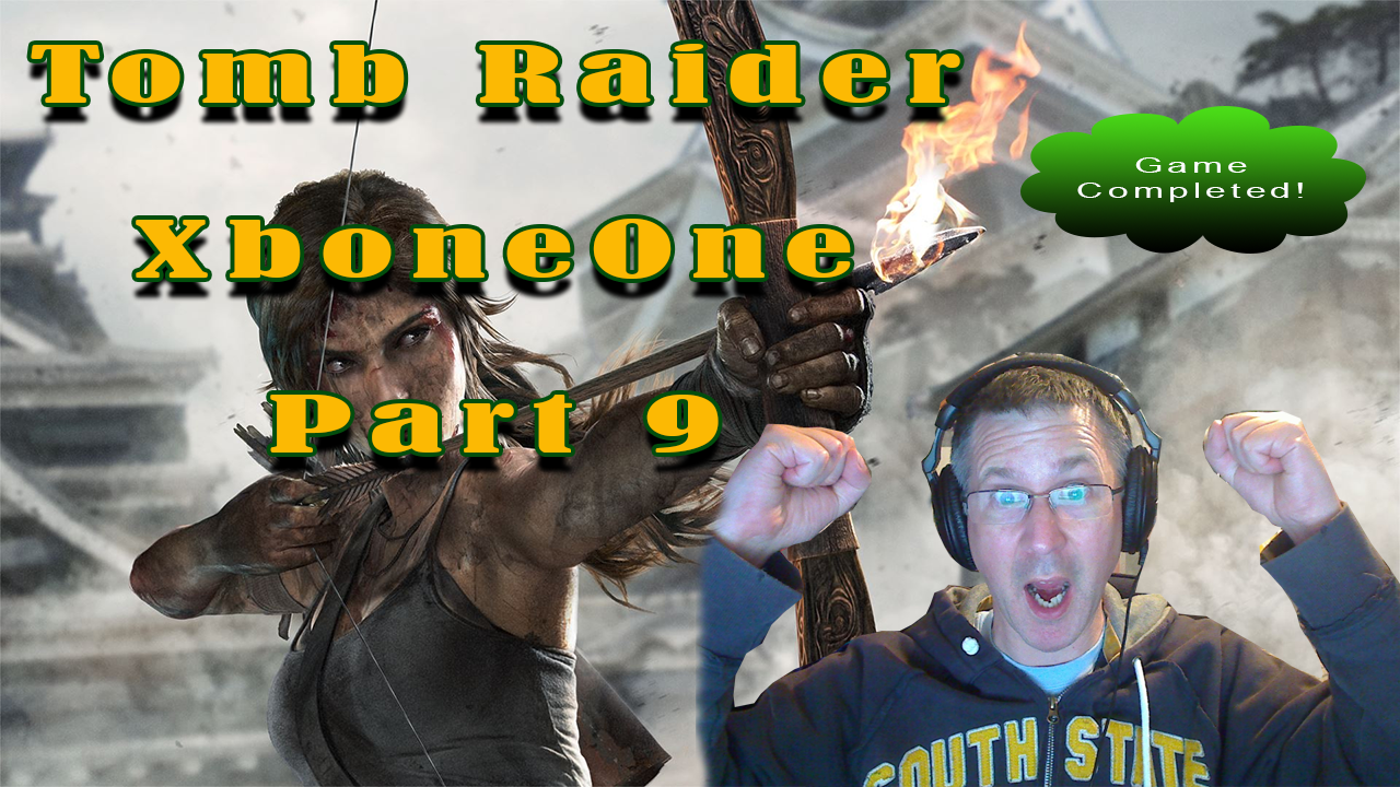 Tomb Raider – game completed!