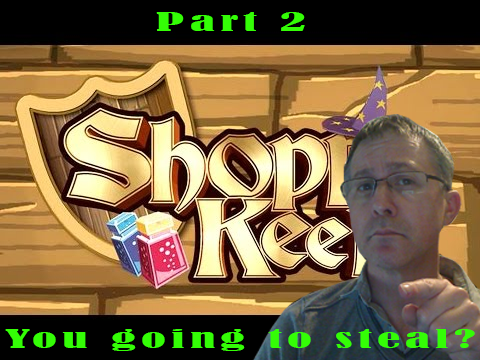 Continuing with Shoppe Keeper! – might expand to outfits tonight!