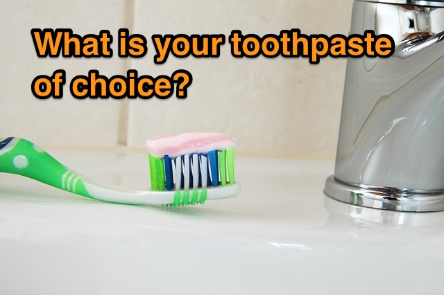Dental extraction and Toothpaste