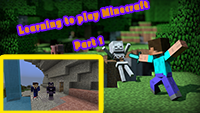 Learning to play Minecraft – but I acquired a lodger!