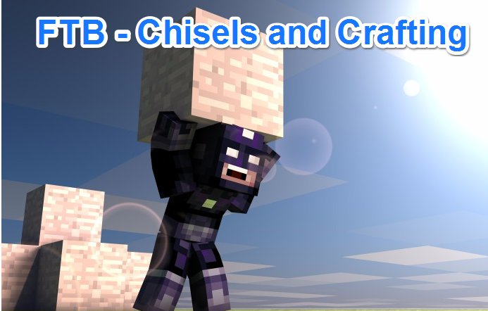 Chisels and Crafting Tables.