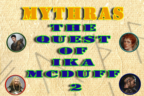Mythras – The Quest of Ika McDuff – Episode 2