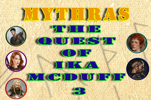 Mythras – The Quest of Ika McDuff – Episode 3