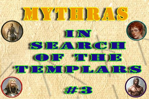Mythras – In Search of the Templars – Episode 3