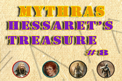 Mythras: Hessaret's Treasure Episode 8 – Flying Reptiles, Giant bats and Lethal pit traps.