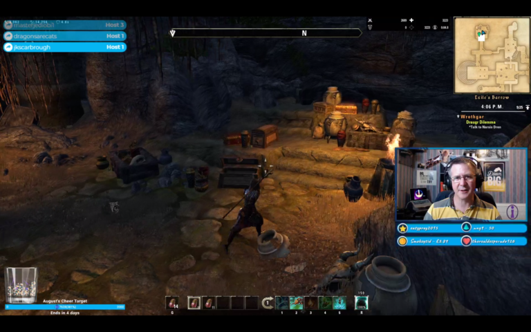 ESO – Capturing those Twitch Clips!
