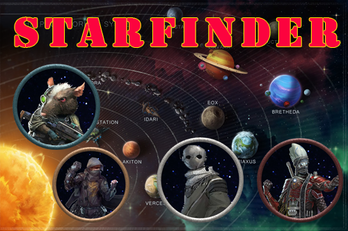 Starfinder – In search of the Corpse Fleet