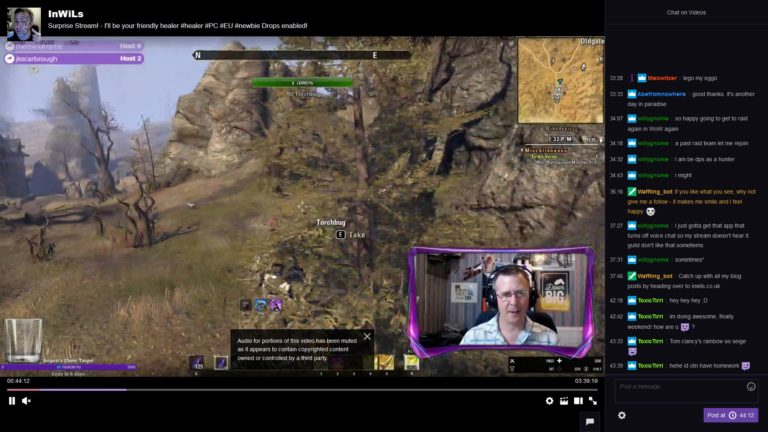 Growing my Twitch Channel #3 – Interactivity