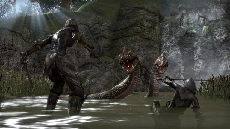ESO update – Characters galore!