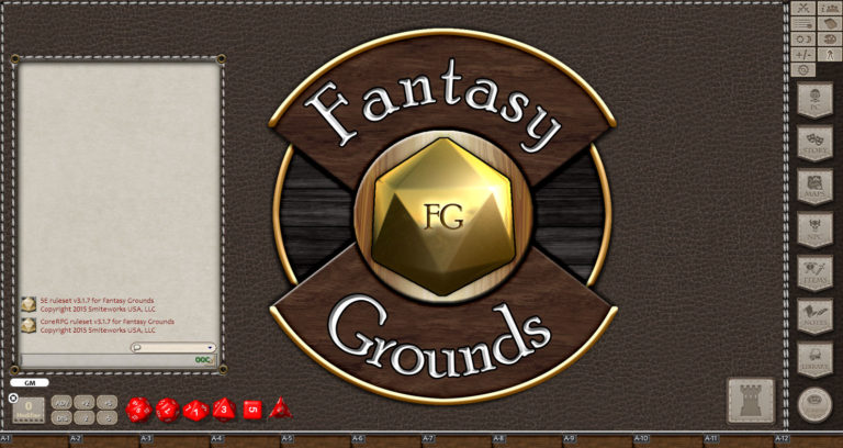 Which one? Roll20 vs Fantasy Grounds