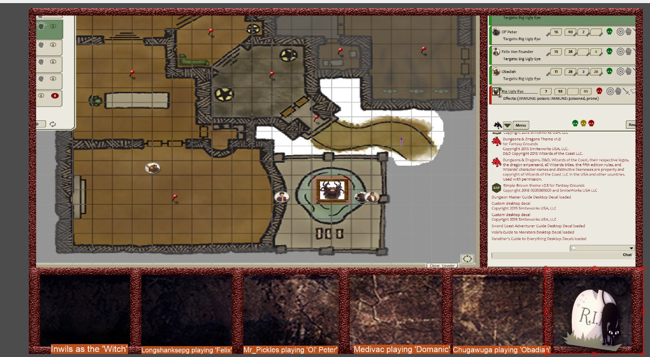 Haunted House D D 5e Rpg Session Back Of Beyond