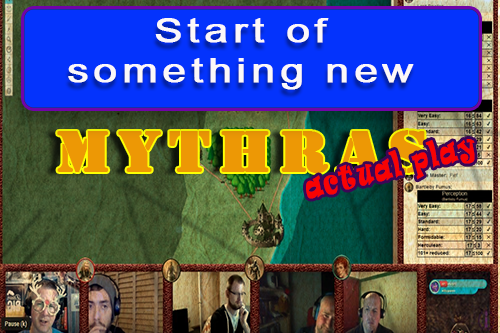 Mythras Actual Play: experience rolls and a new adventure!
