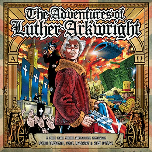 Book Review: The Adventures of Luther Arkwright
