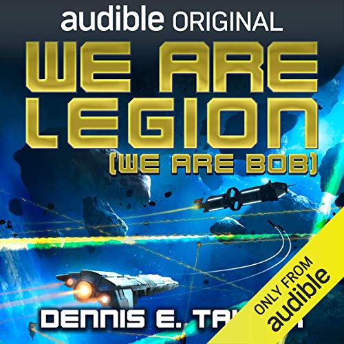 Book Review: We Are Legion (We Are Bob)