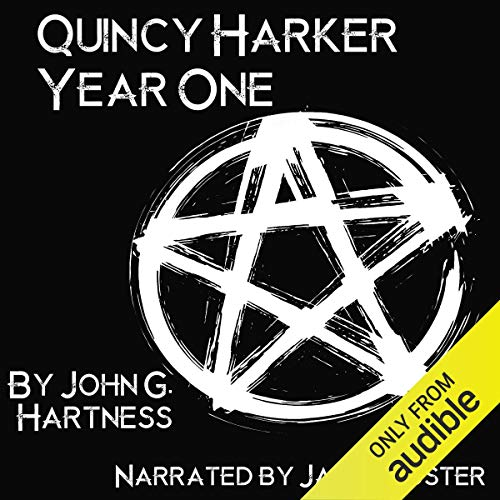 Book Review: Year One A Quincy Harker, Demon Hunter Collection
