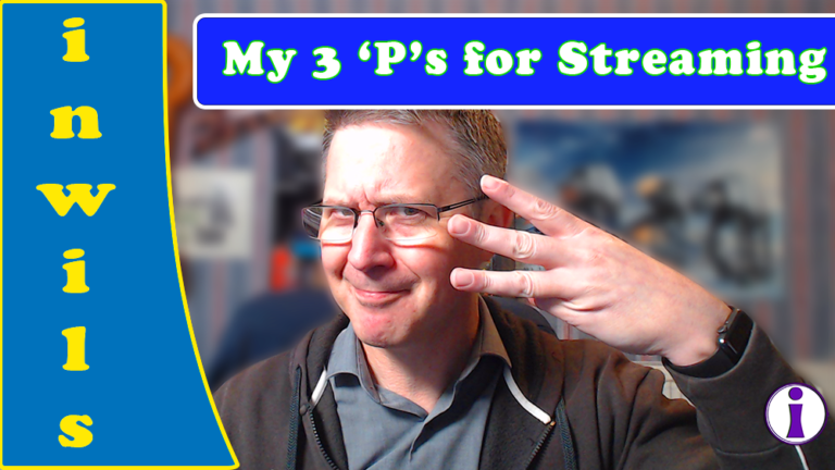 The three 'P's of Streaming