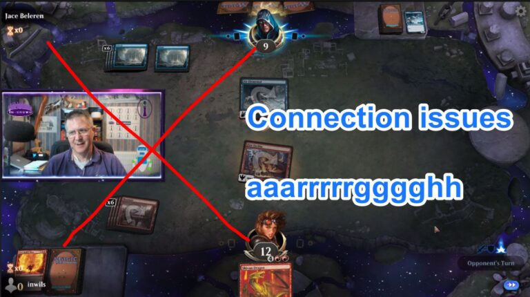 Magic the Gathering – Tapped and Destroyed!