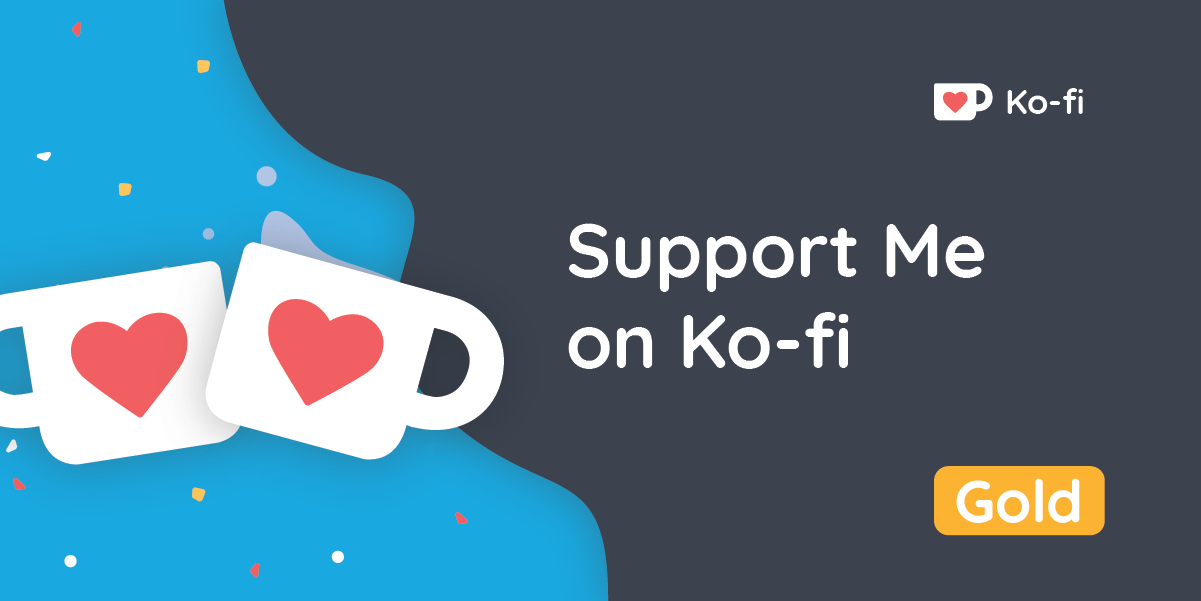 Support on Ko-Fi