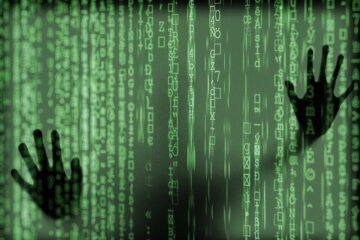 matrix style numbers